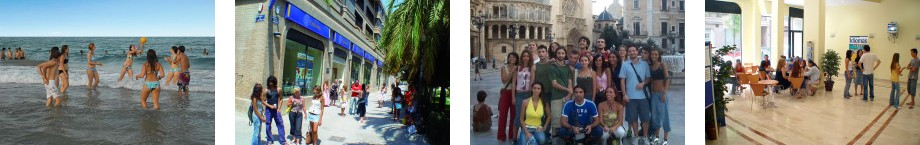Language school Enforex in Valencia