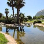 Jardines de Turia Valencia