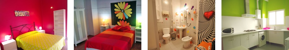Host family and apartment in Valencia